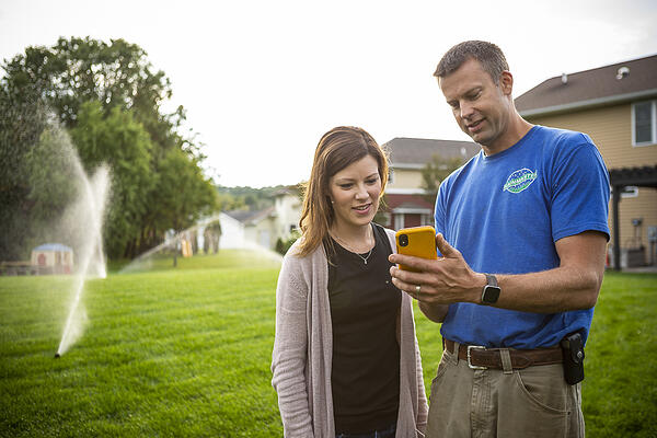 yard sprinkler system cost Eau Claire, WI Minneapolis, MN