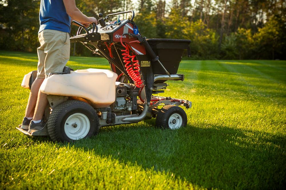 lawn team granular 301