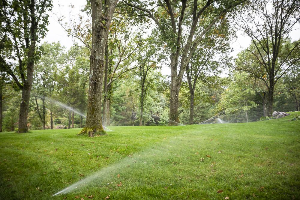 Irrigation installation in Minneapolis