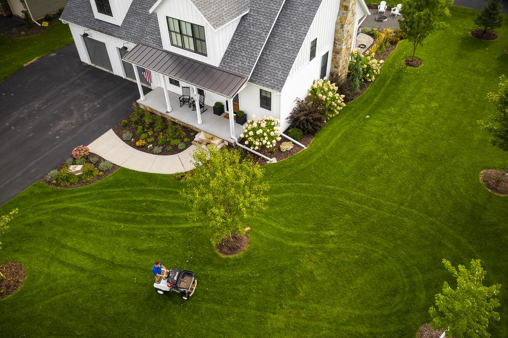 lawn team aerial 5